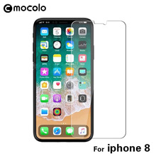 Screen Protector Phone Accessories Wholesale Tempered Glass 9H, Glass Film for For iPhoneX 5 6 7
