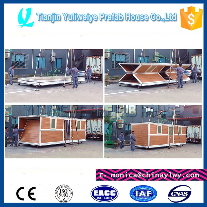 Beautiful Container Prefabricated Houses for wood house kit