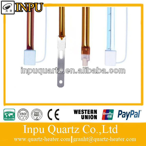 Supply far infrared heating tube with high efficiency and energy saving
