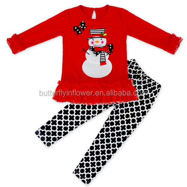 Christmas Boutique Toddler Girl Outfits