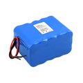 Customized Lithium ion 18650 Battery Pack with BMS 36V 20AH for ebike