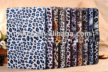 "Leopard Pattern Leather Case Cover Skin For Apple Ipad MINI 7""tablet"