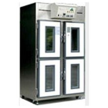 Automatic Retarder Proofer 4 Doors For 34 Trays Bread Retarder Proofer Bakery Dough Retarder