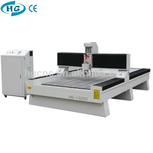 Professional manufacture High speed HG-1325C water jet granite cutting machine