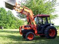 KUBOTA L-5030 4X4 COMPACT DIESEL TRACTOR LOADER 50HP