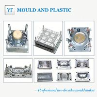 Professional 20 years factory good quality cost injection mould
