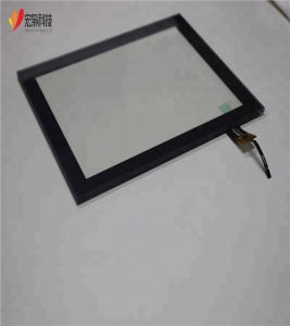 AG/AF/AR 1.5, 2.4, 3, 3.2, 4, 4.3, 5, 7, 8 inch waterproof cheap industrial touch screen