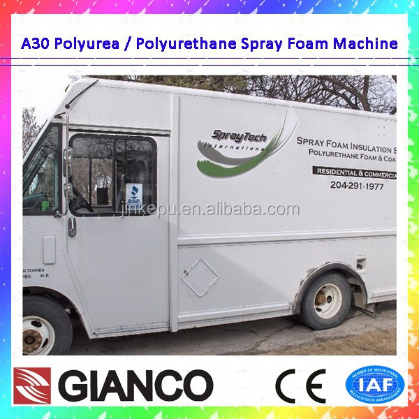 2016 Exteranl Wall Insulation Pu Coating Machine
