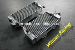 racing dirtbike aluminum radiator for Honda CRF450R/CRF 450 R 4-stroke 2002-2004 2003