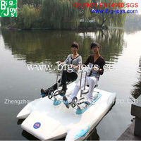 2013 popular good quality cheap adult water bike for sale, aqua bike