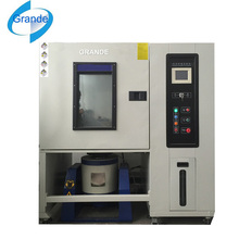 Electronic Temperature Humidity Vibration Combined Climatic Test Chamber Vibration Shaker Chamber