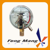 6 Mpa Conventional Bourdon Tube Pressure Gauge