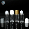 new products mini roll on 15ml/30ml/60ml/70ml perfume bottle, storage amber boston round glass bottle
