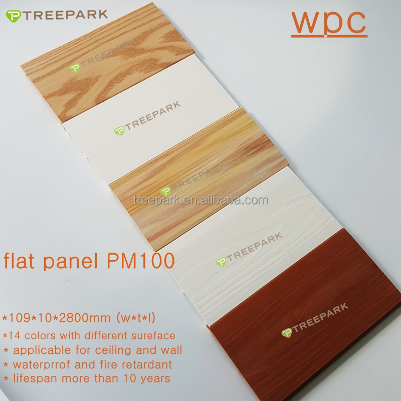 Shandong WPC PVC wall and rood ceiling panel with long life span