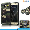 Guangzhou Rugged Defender Hybrid TPU Leather Camouflage Phone Case For Samsung Galaxy S7/S6/S5