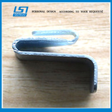 Alibaba gold supplier zinc plating retaining flat z spring steel clips
