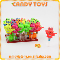 Wholesale Plastic Whistle Frog Animal Toy