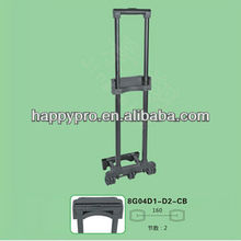 good quality telescopic trolley handle for luggage