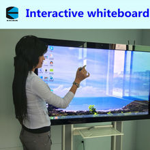 wall mounted touch screen all in one pctv for schools,65 inch led all in one pc tv, EKAA touch screen all in one pc