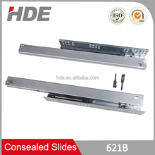 Hot China products wholesale telescopic channel drawer slide new items in china market