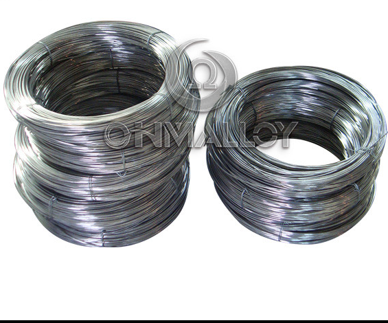 superior oxidation resistance 1Cr13Al4 annealed wire FeCrAl13/4 <strong>alloy</strong> for blower motor resistor