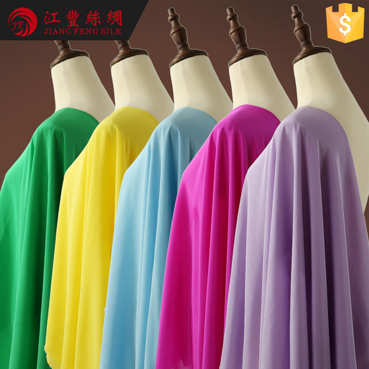 D1 Perfect Quality Elegant Multi Color Dress Fabric For Sale