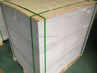 230gsm Coated Duplex Carton Board With Gray Back