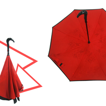 Widely use factory directly provide new style umbrella for cars
