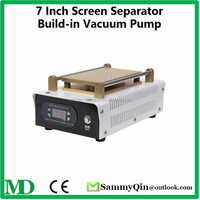 vacuum hot plate lcd touch screen glass separator machine for mobile repair machine CP-201