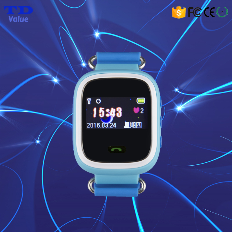 Pedometer Cute Kids Watch