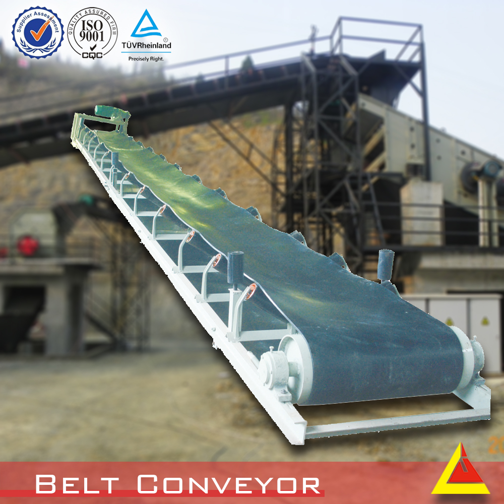 Electric Motor Conveyor Belt Welding Machine for Crushing Plant