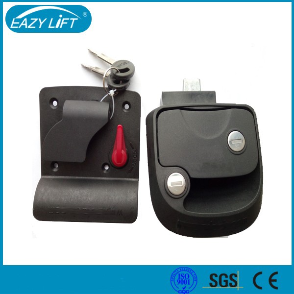 Digital Access Keypad Handle for RV Door