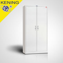 2016 kening office/school/dorm use 2 door metal locker steel office furniture/knock down structure
