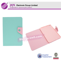 Fresh Mint Full Body Case with TPU Soft Cover and Stand for iPad mini