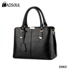 Stylish Large Capacity Messenger PU Leather Women Handbags Wholesale
