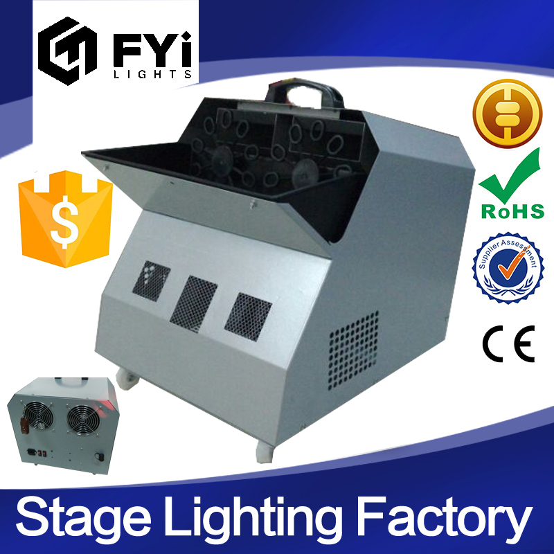 stage effect light 300W led Bubble machine