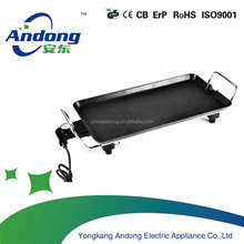 2000W Electric bbq grill with good quality