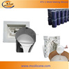 Moulding plaster raw material, silicone casting rubber for concrete products