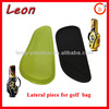 custom golf bag lateral parts