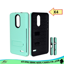 Mobile Phones Accessories TPU+PC Combo Case For ZTE Grand X4
