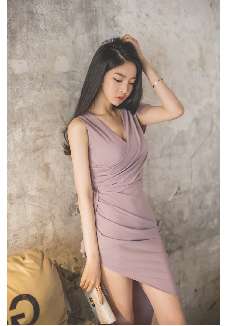 Lady and Woman Fashion Sexy Party Dress Korean Fashion Dress for young ladies new fashion ladies dress