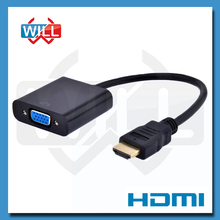 High Speed VGA to HDMI Converter Cable