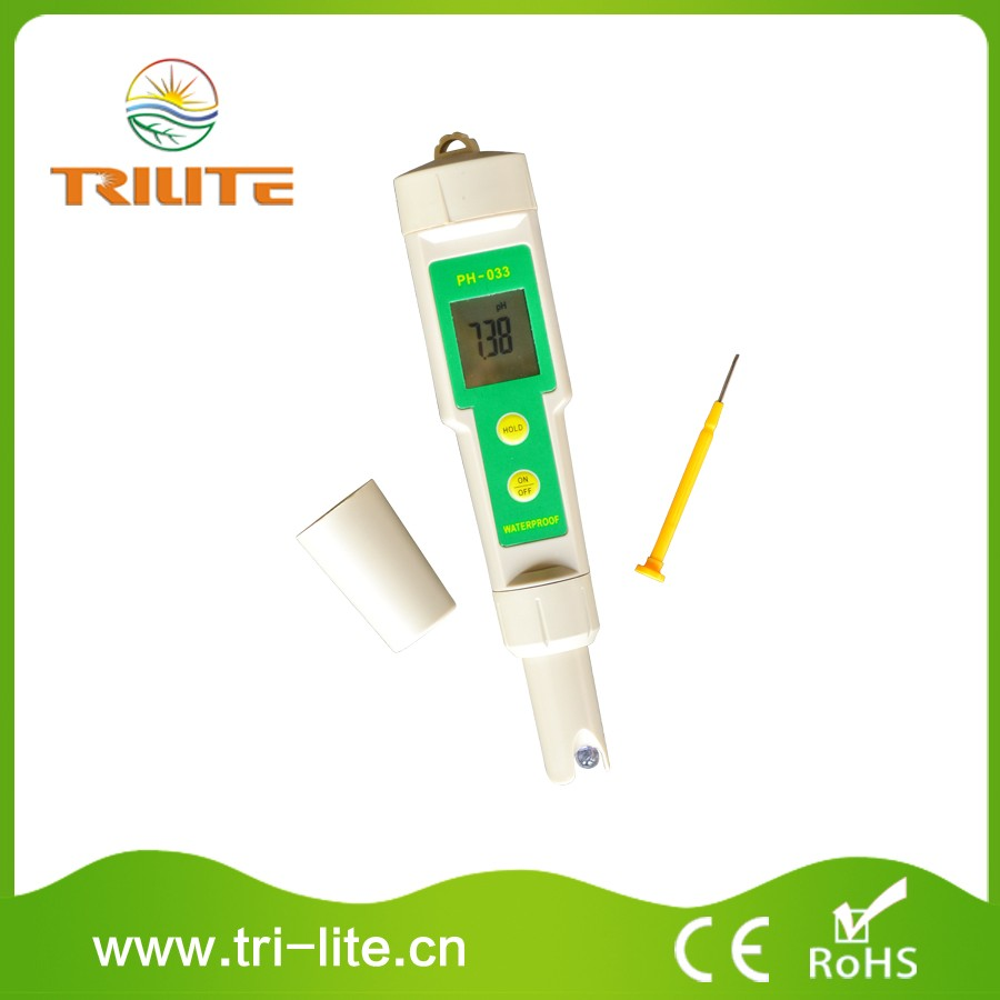 Hydroponic indoor Sell Well soil ph meter