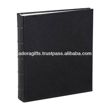ADAPAC - 0066 new style wedding album cover design / leather photo album suppliers / pu leather blank photo albums