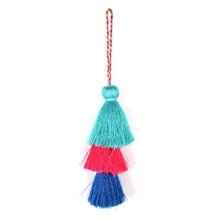 high quality textile accessories tassel fringe for curtain decoration