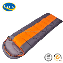 High quality 4 season envelope sleeping bags for hiking