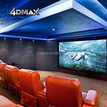 4D HOLLYWOOD motion platform home theater