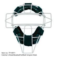 Catcher's Mask Metal Wire Baseball/Softball Umpire Mask TP-H011