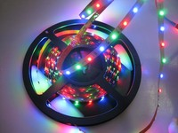 RGB Color Flexible LED Strip light (SMD 3528 60LED/M)