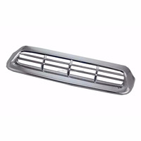 CHROME NET HOOD SCOOP COVER TRIM FOR NEW TOYOT FORTUNER 2012 2013 2014 2015